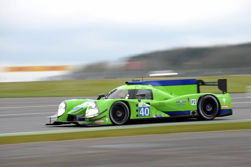 Strong Results for Krohn Racing at 4 Hours of Silverstone