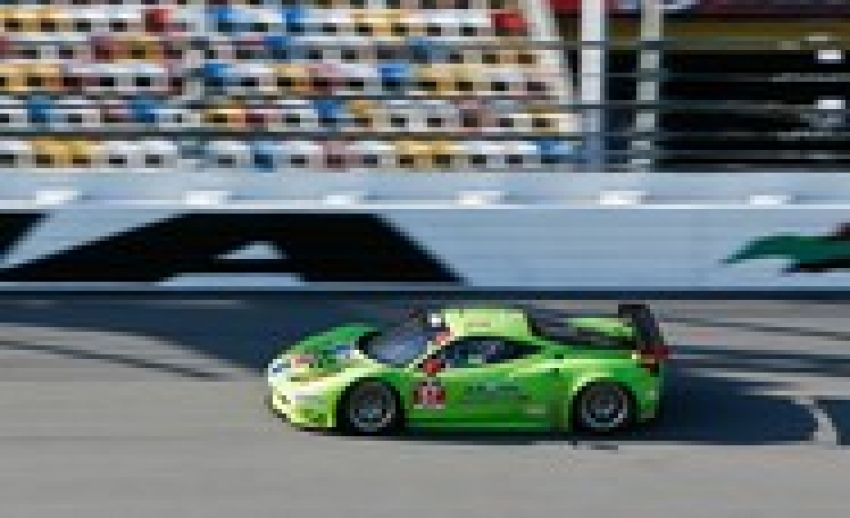 Krohn Racing Returns to Daytona for the 52nd Running of the Rolex 24