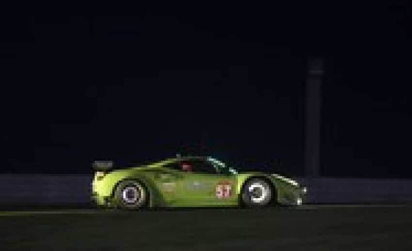 Krohn Racing Finishes Sixth in FIA WEC Six Hours of Circuit of the Americas