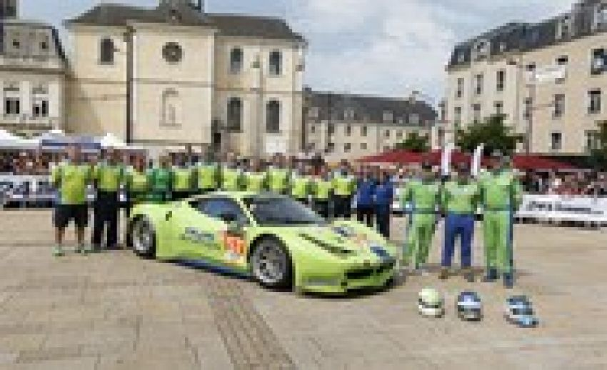 Krohn Racing Accepts Invitation to 2014 Running of the 24 Hours of Le Mans